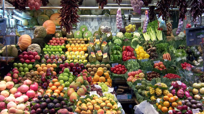 Take your pick at the market I © AmarADestiempo/Pixabay