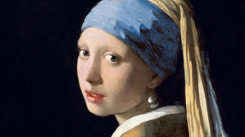 Johannes Vermeer: Girl with Pearl Earring, 1665   © Public domain