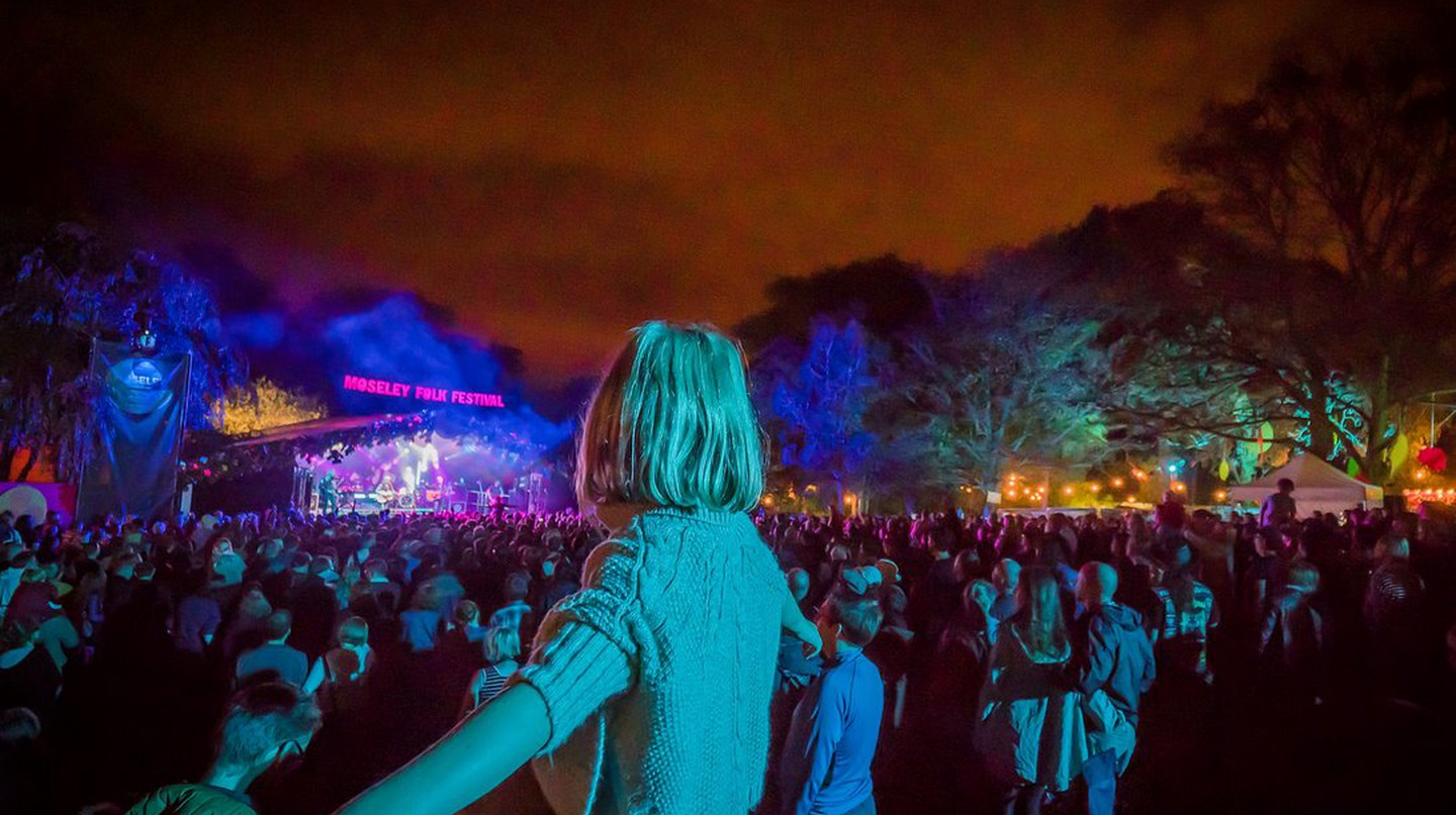 Moseley Folk Festival, Birmingham | © Moseley Folk/Facebook