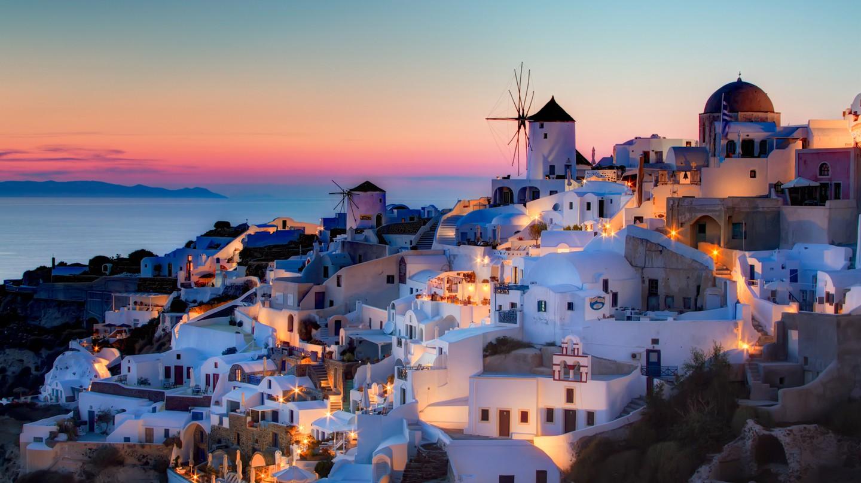 Oia, Santorini | © Pedro Szekely/WikiCommons