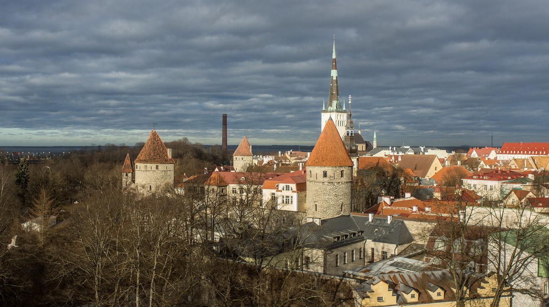 Old Town in Tallinn | © Guillaume Speurt / Flickr