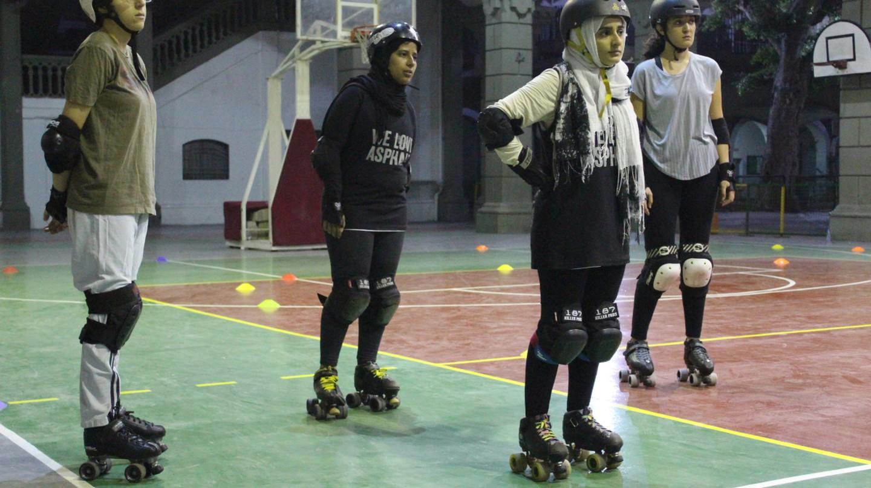 Roller Derby Beirut  |©  Roller Derby Beirut