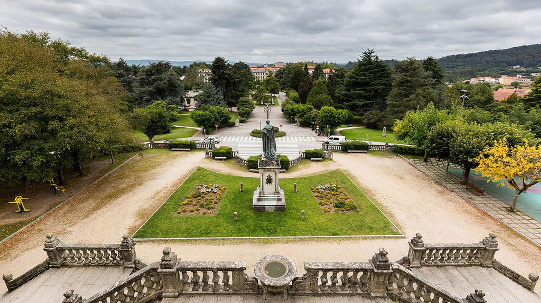 Alameda Park, Santiago de Compostela, Spain | ©Diego Delso / Wikimedia Commons