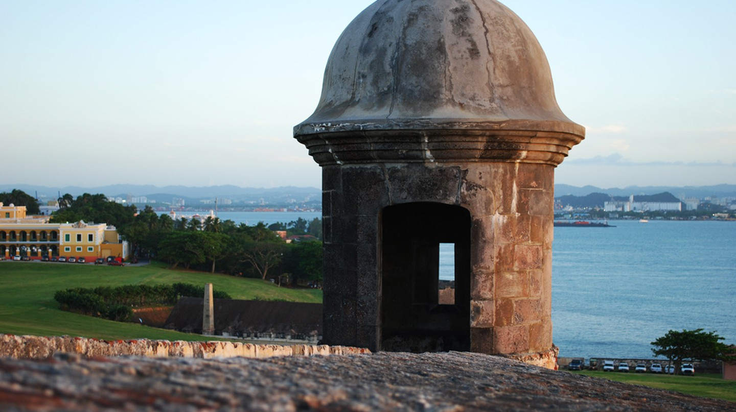 Part of El Morro Castle | © Erik Larson/ Flickr