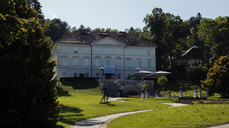 Urška Boljkovac. MGLC Archive   Courtesy of The 32nd Biennial of Graphic Arts.