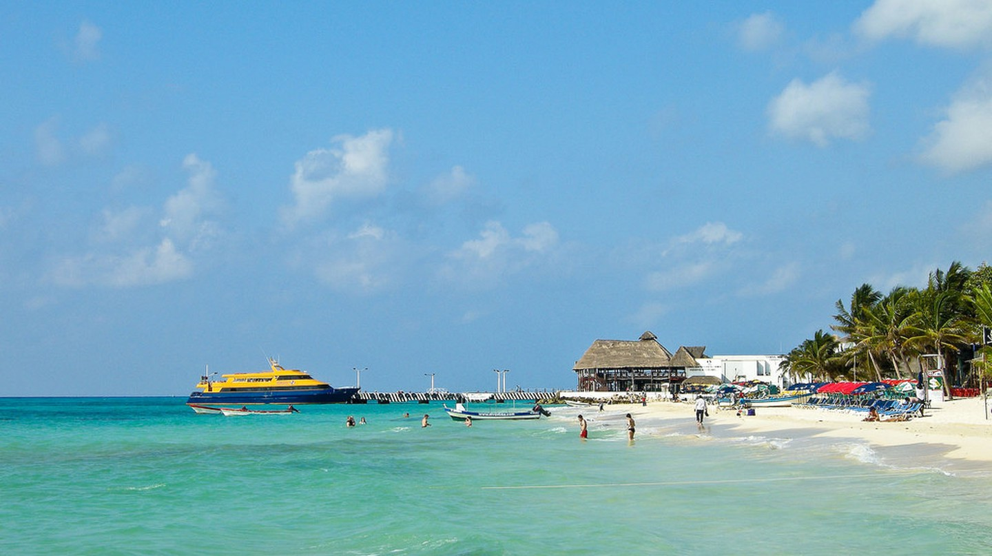 Playa del Carmen | © Robert Brands / Flickr