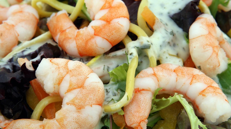 Prawn salad | Pixabay