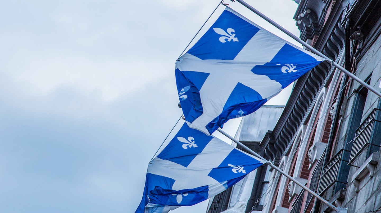 Quebec Flags | © Tony Webster/ Flickr
