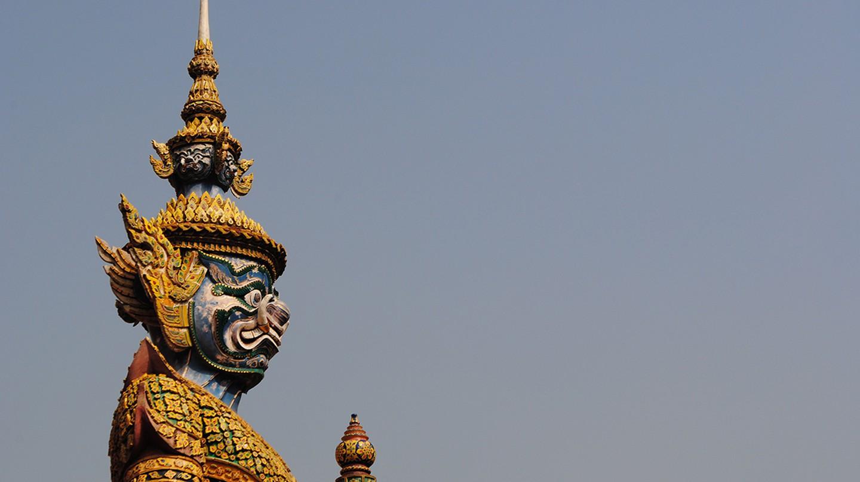 Far Eastern temple | Unsplash