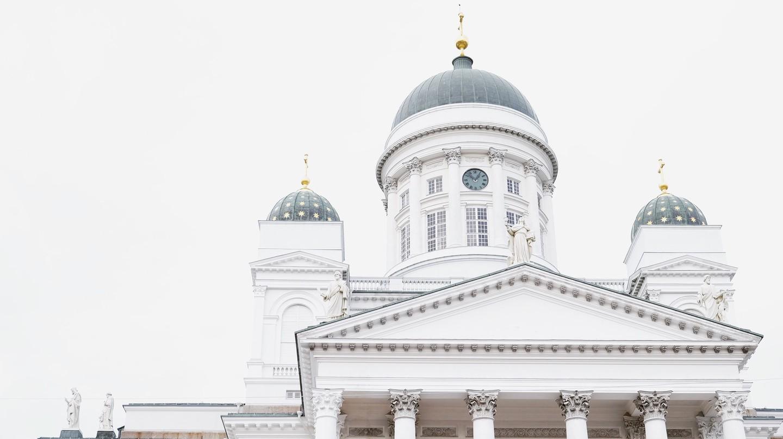 Helsinki Cathedral |© Unsplash