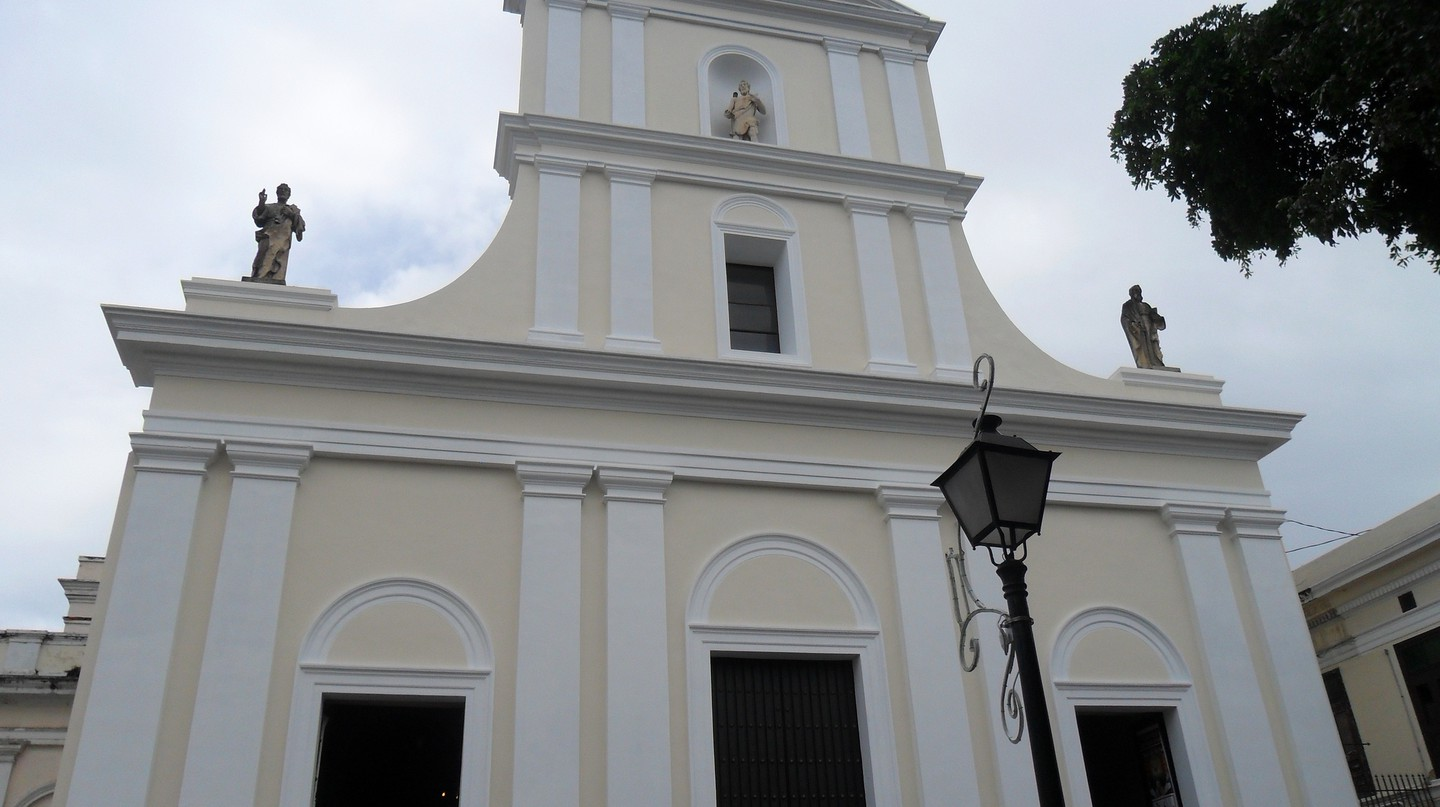 San Juan Cathedral in Old San Juan | © arctic_whirlwind / Flickr
