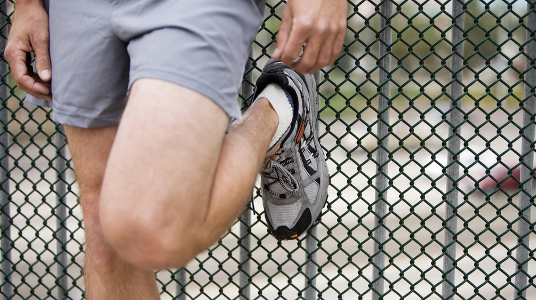 Man wearing shorts   © Air Images/Shutterstock