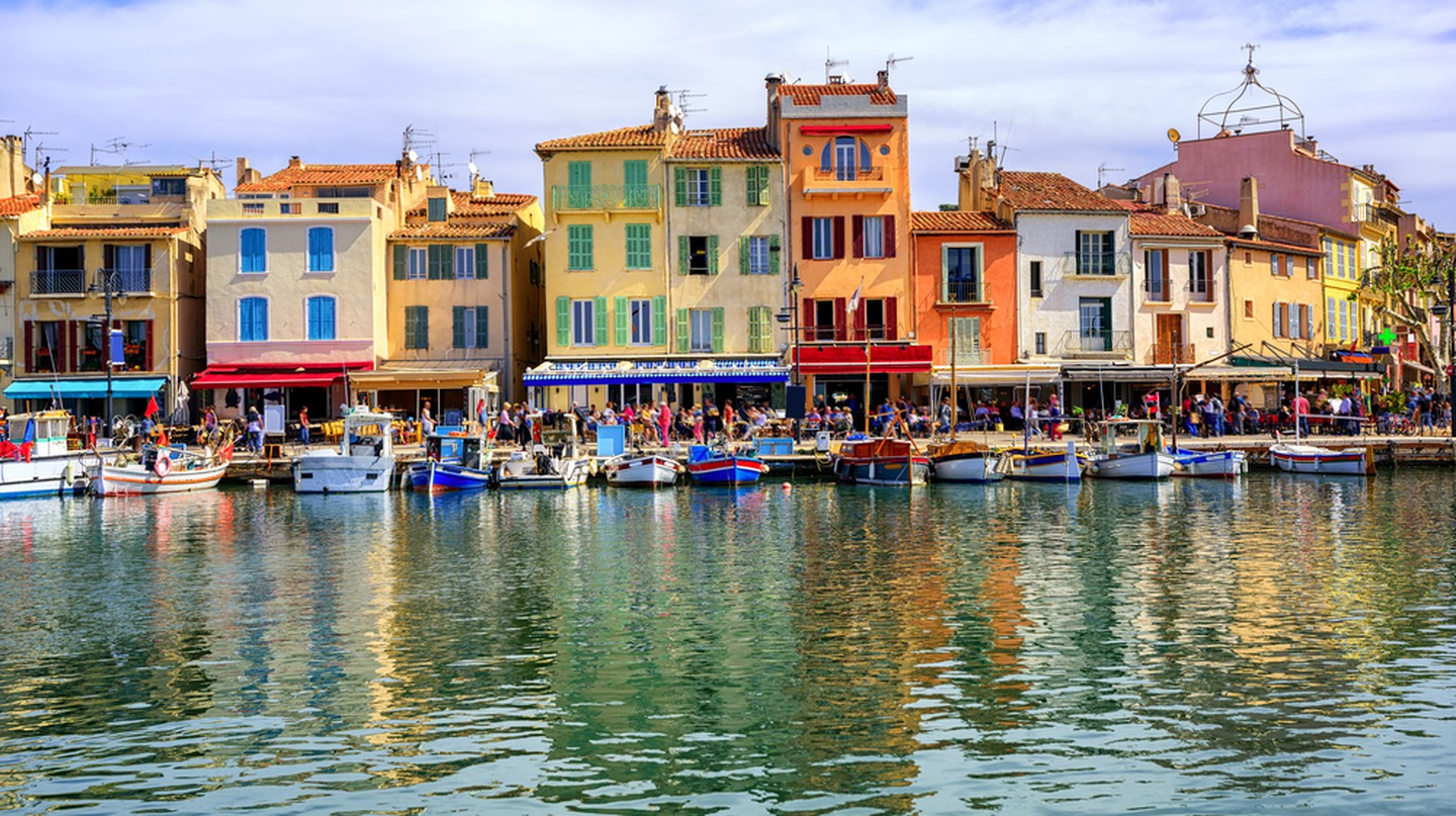 The fishing village of Cassis is simply stunning | © Boris Stroujko/Shutterstock