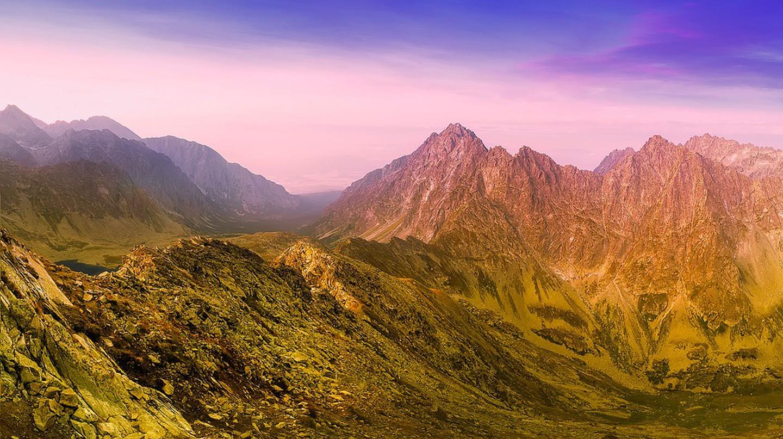 Slovakia's Mountains | © tpsdave/ pixaby