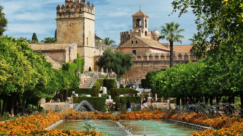 Córdoba's Alcazar de los Reyes Cristianos | © Pixels4Free/Pixabay
