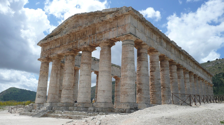 Temple of Segesta, Sicily©Paul Stephenson:Flickr