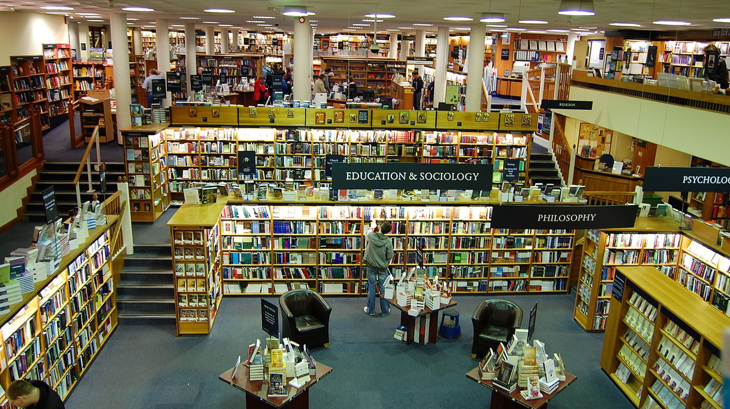 The Norrington Room, Blackwell's | © Juan J. Martinez/WikiCommons