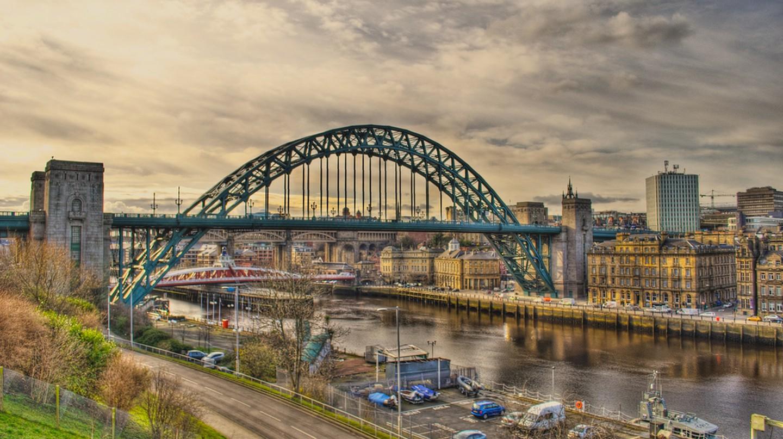 Tyne Bridge, Newcastle | © El Ronzo/Flickr