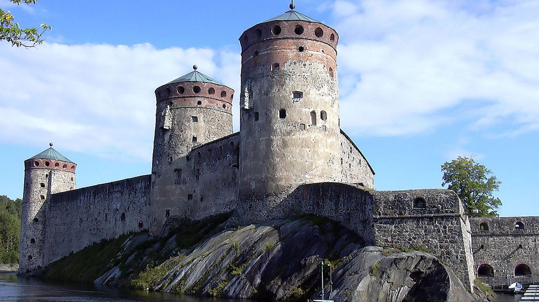 Olaninlinna Castle / Miraceti / WikiCommons