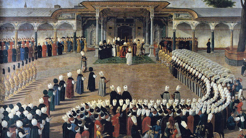 Ottoman Sultan Selim III | © Konstantin Kapıdağlı/Wikimedia Commons