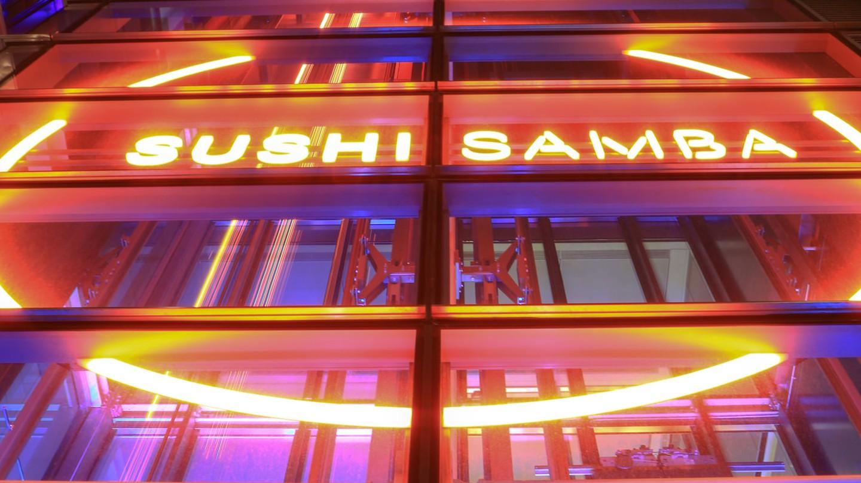 sushisamba    © Barney Moss/Flickr