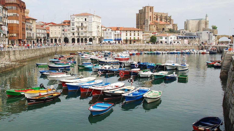 Castro Urdiales, Basque Country, Spain | © Emilio García/Flickr