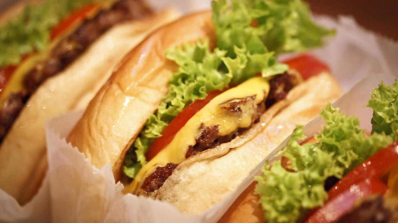 Shake Shack burgers   © Abdullah AlBargan / flickr