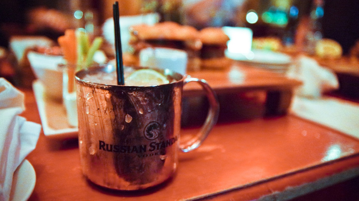 Moscow Mule | © Nan Palmero/Flickr