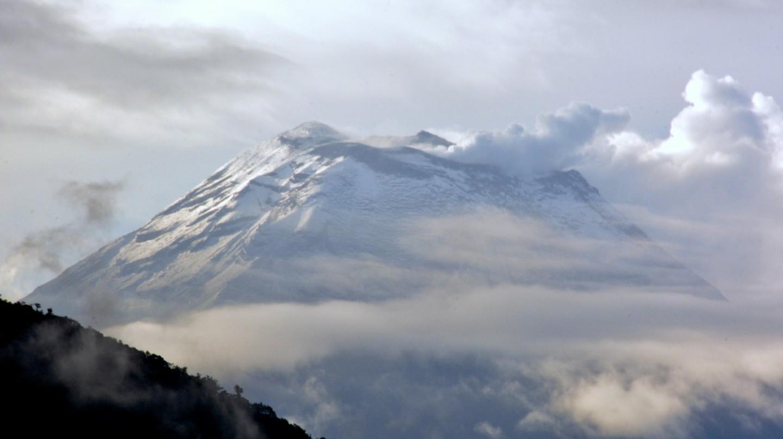 Tungurahua volcano | Carlne06 / Flickr