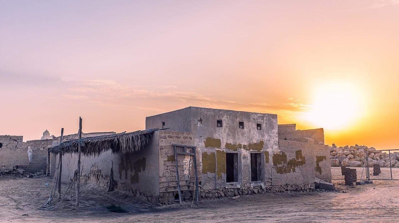 Jazirat Al Hamra | © Kemal Kestelli/Flickr