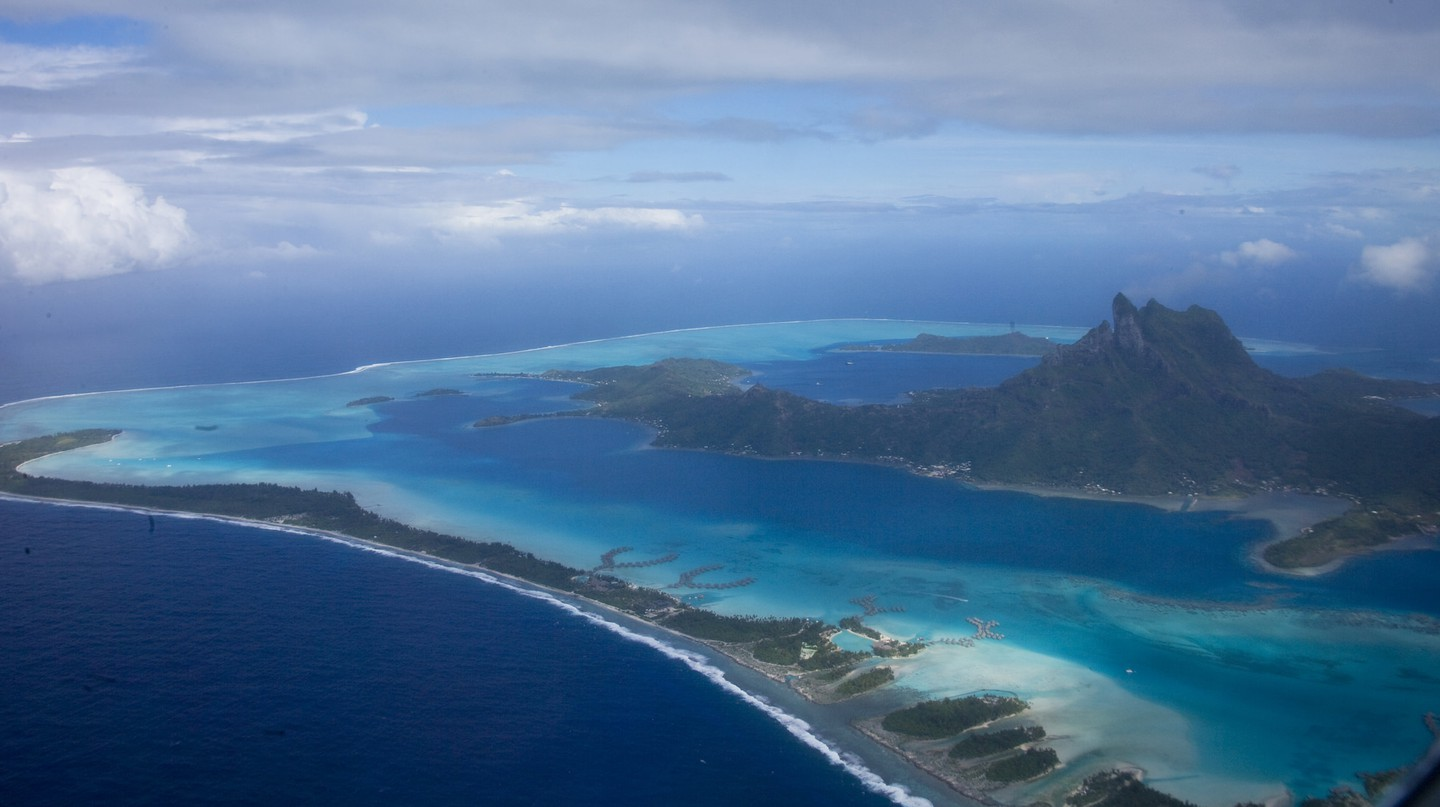 Bora Bora | The TerraMar Project / Flickr