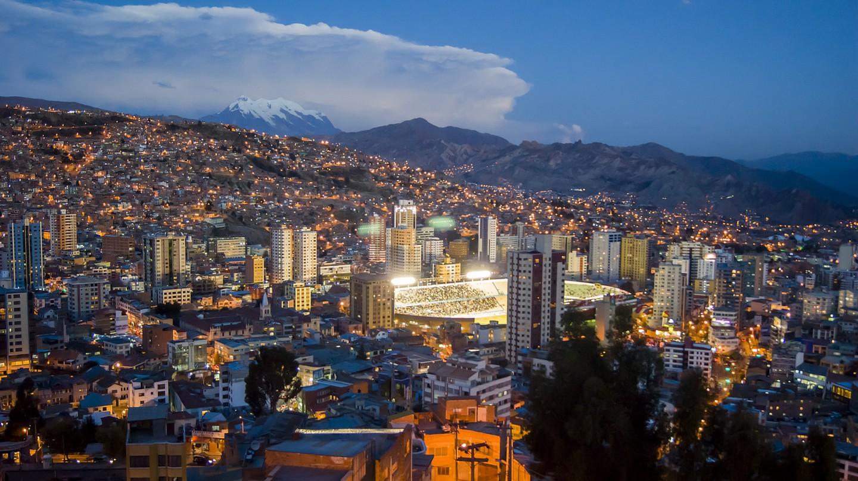 La Paz | © Gary A. Valenzuela/Flickr