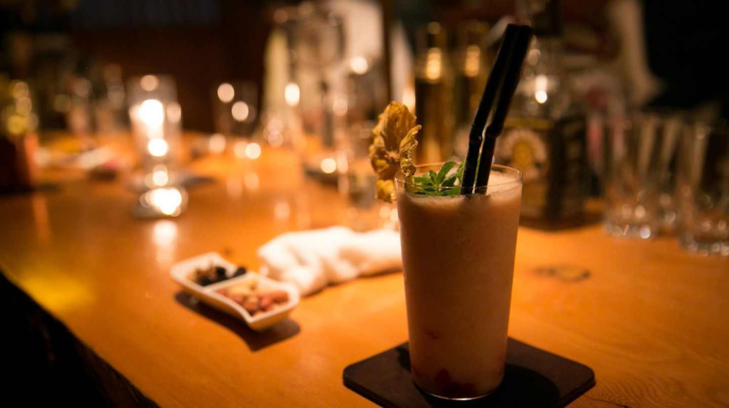 Drinks at Code Name MIXOLOGY, Akasaka | © City Foodsters/Flickr