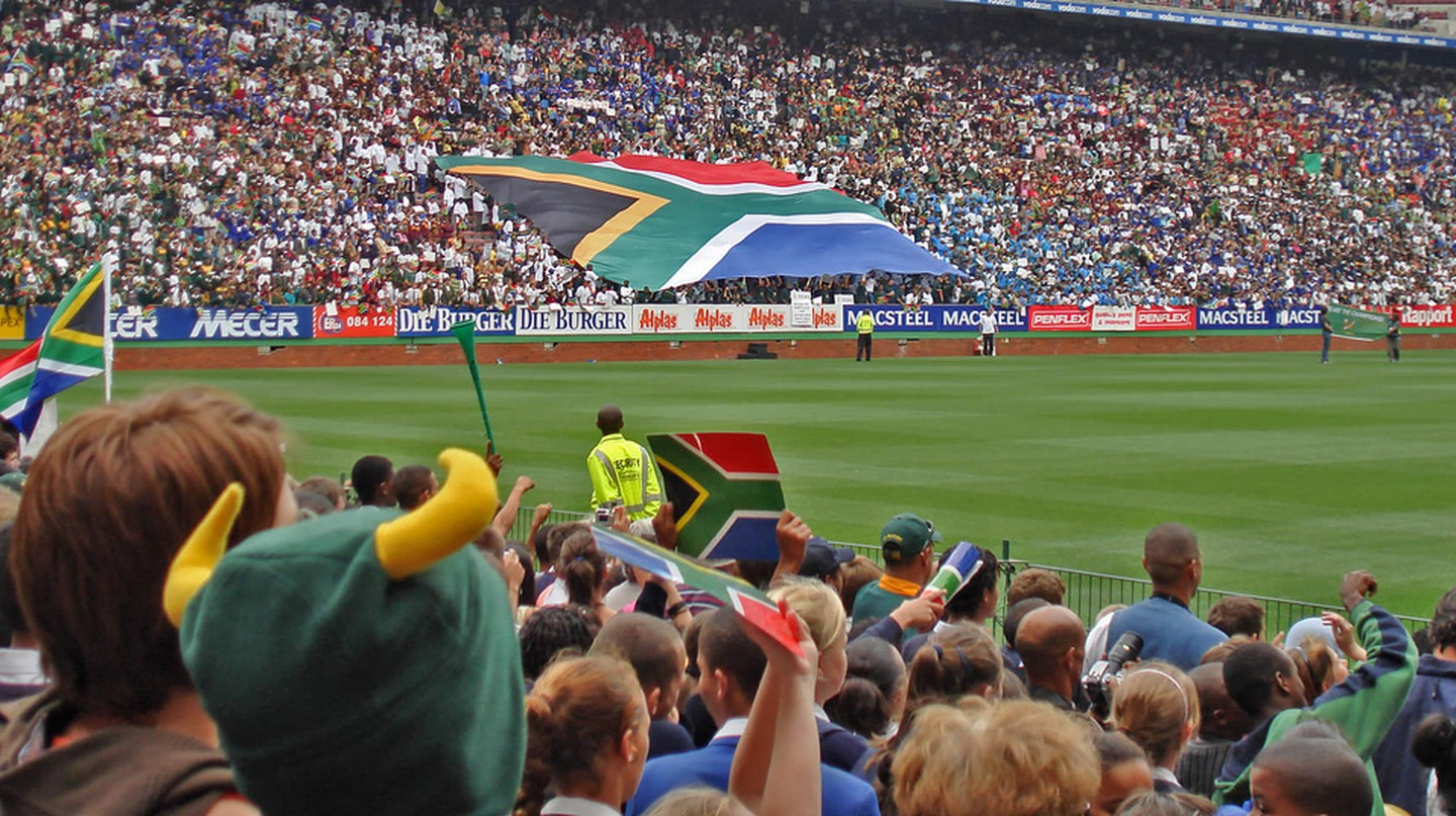 Newlands Rugby Stadium, Cape Town | © Warren Rohner / Flickr.com