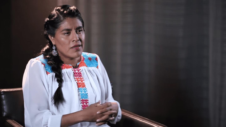 Screenshot from Forbes México's 100 Powerful Women video | © Forbes México/YouTube