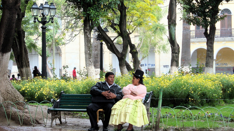 Cochabamba | © Senorhorst Jahnsen/Flickr
