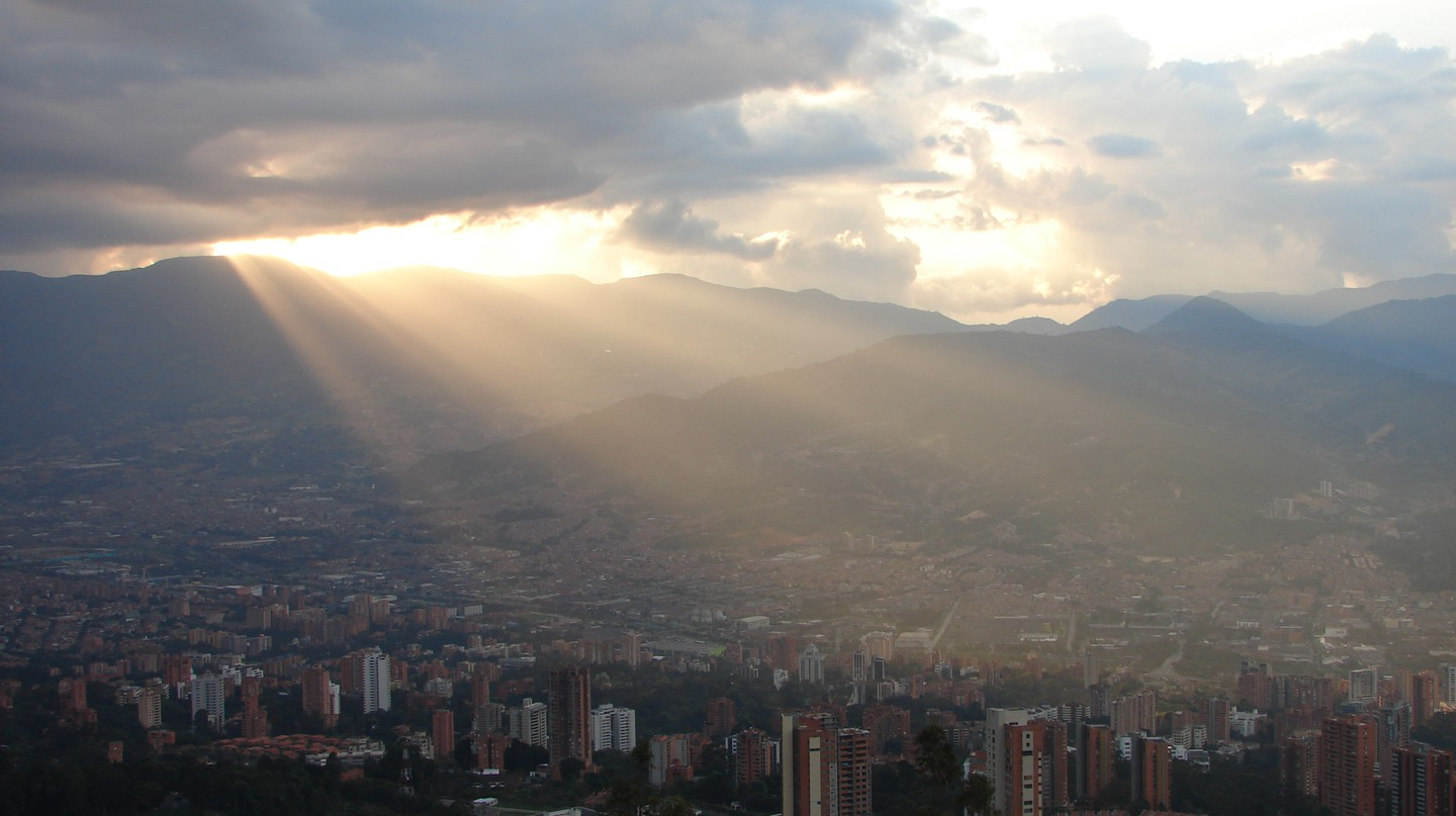 A new dawn for Medellín? | © Iván Erre Jota / Flickr