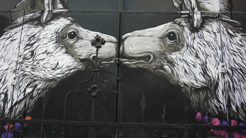 Street art La Paz | © Demian CARPE DIEM/Flickr