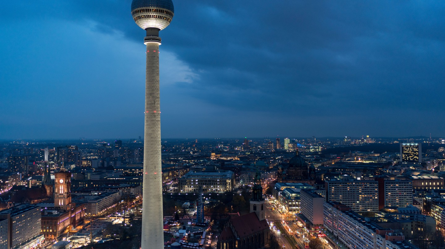 Berlin skyline | © Matthias Ripp/Flickr