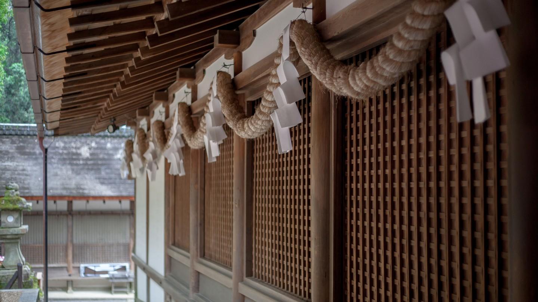 Shinto shrine, Nara | © George Alexander Ishida/Flickr