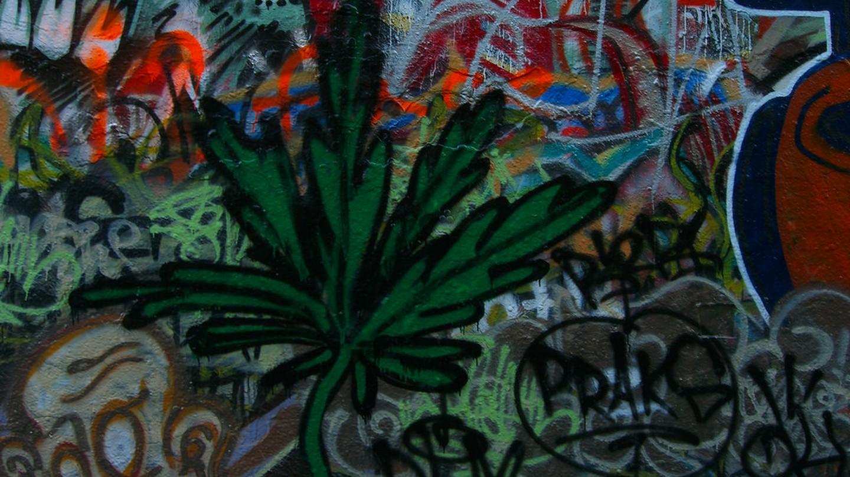 Marijuana Art | © Jason Taellious / Flickr