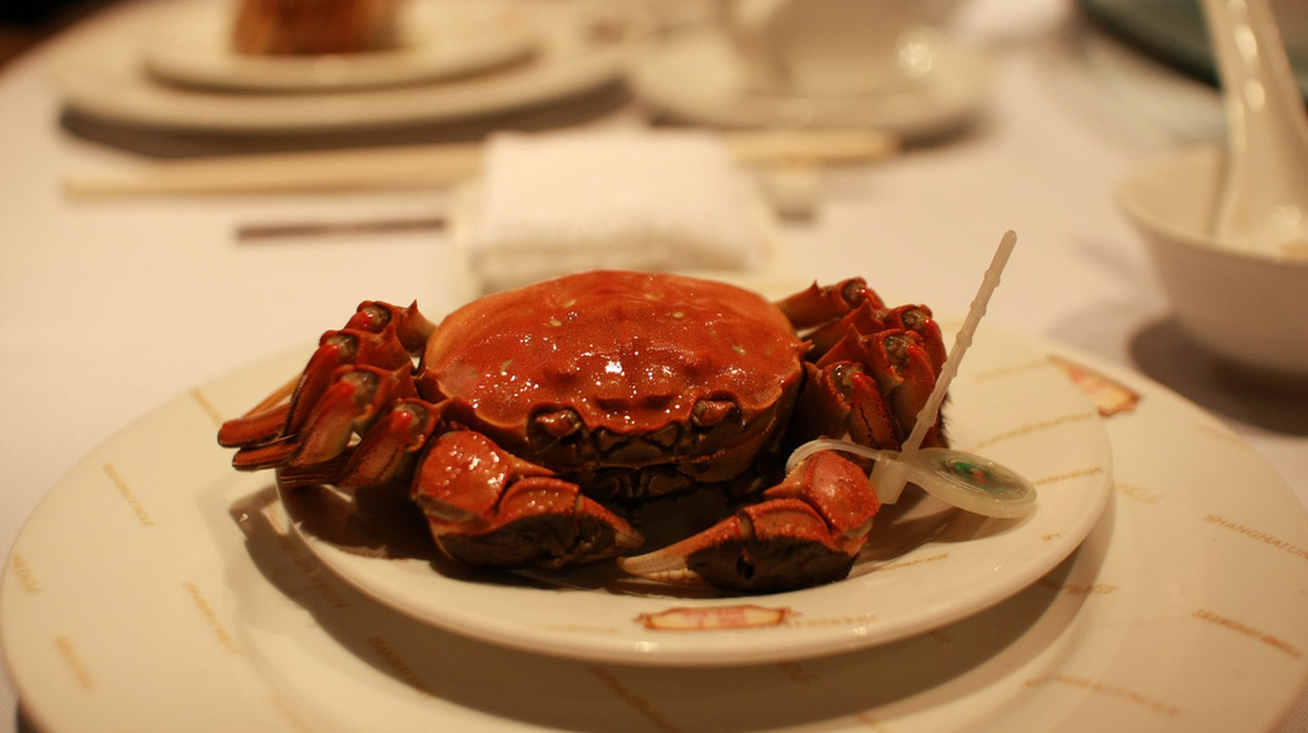 Hairy crabs | © Dennis Wong/Flickr