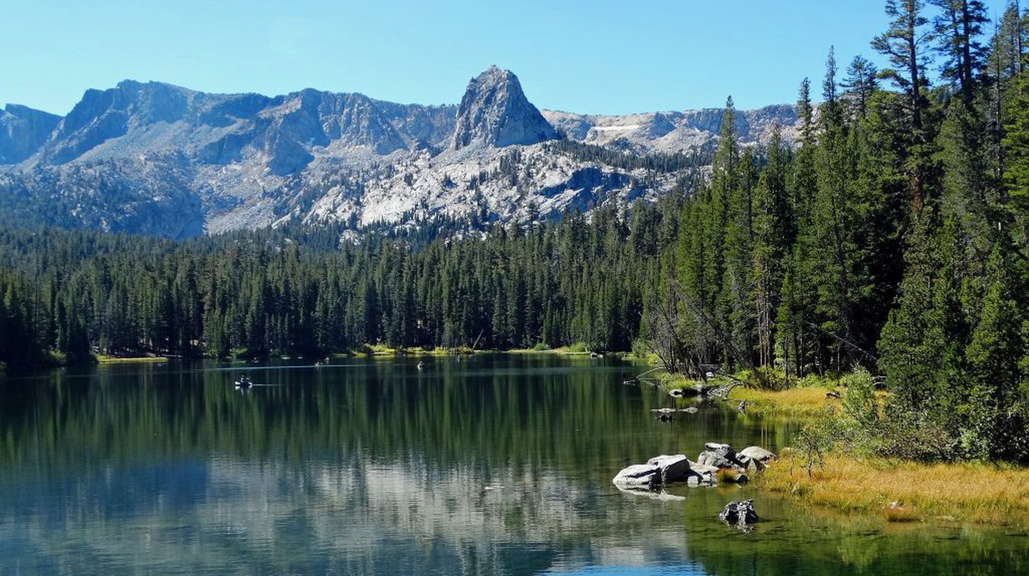 Lake Mamie, Mammoth Lakes | © Don Graham/Flickr