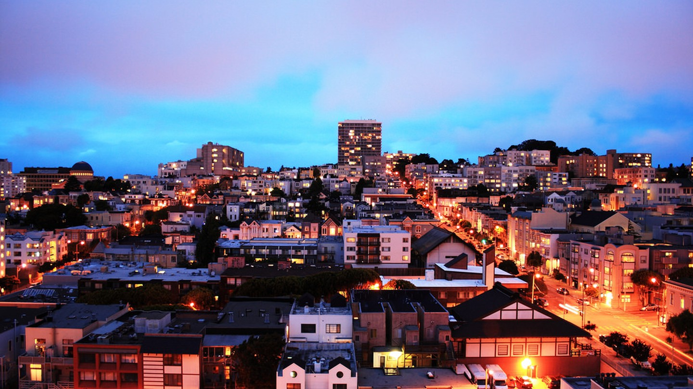 Japantown at Night 3 | © Justin Ennis