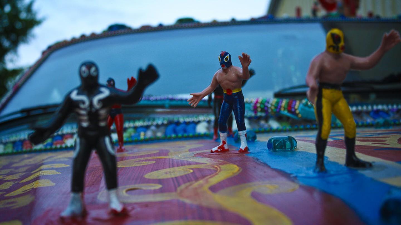 Lucha Libre   © Derek Key/Flickr
