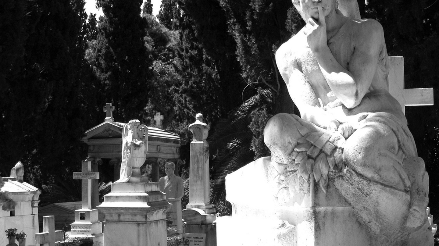 First Cemetery of Athens, Greece  | © Tilemahos Efthimiadis/Flickr