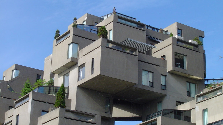 Habitat 67, Montreal |  © jean hambourg / Flickr