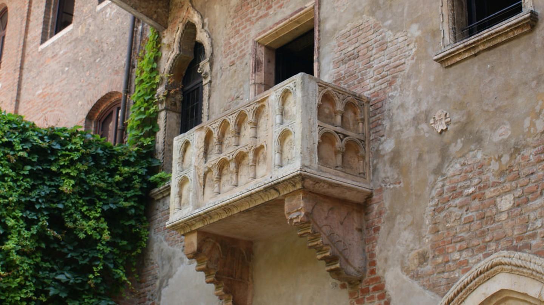 Juliet's balcony in Verona | spencer77