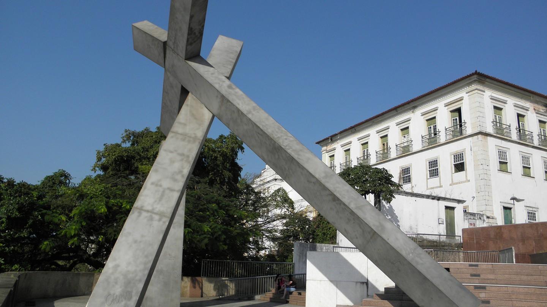 Cruz Caída © Eder Fortunato/Flickr