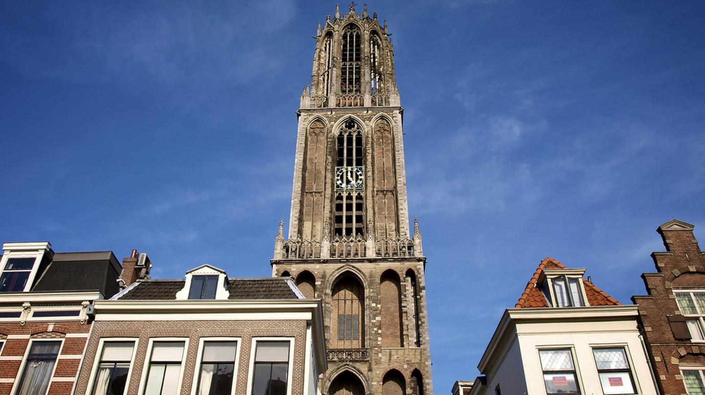 Utrecht's iconic Dom Tower | © E. Dronkert / Flickr